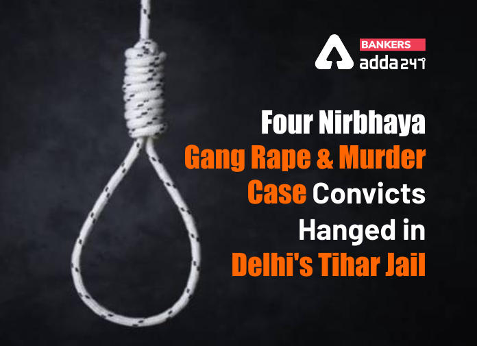 Four Nirbhaya gang rape and murder case convicts hanged in Delhi's Tihar Jail_40.1