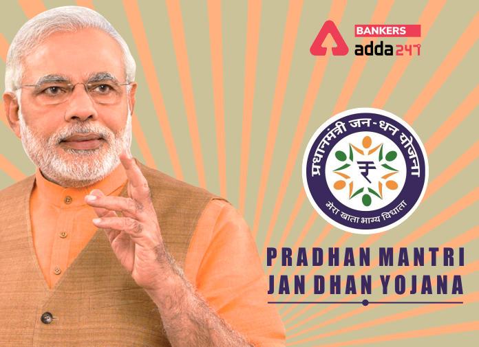 What is Pradhan Mantri Jan Dhan Yojana?_40.1