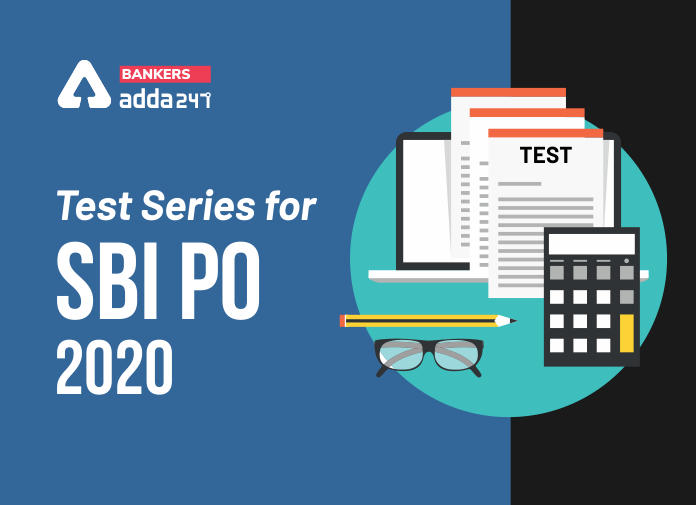 Test Series for SBI PO 2020_40.1