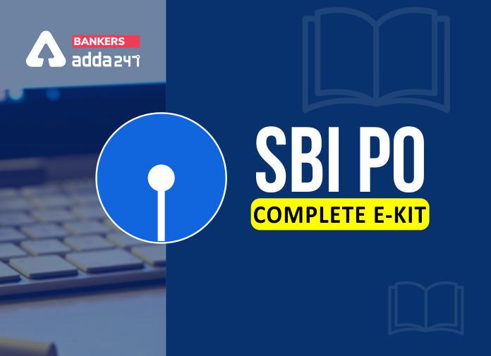 SBI PO Complete E-Kit_40.1