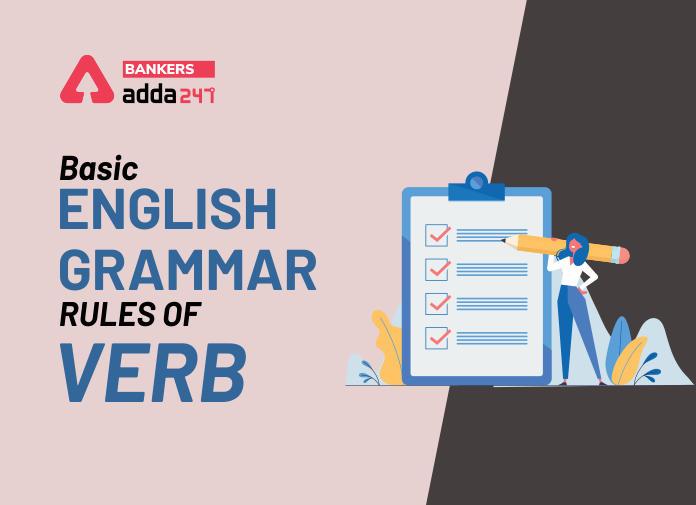 Basic English Grammar Rules of Verb_40.1
