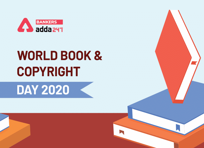 23 April: World Book and Copyright Day 2020_40.1