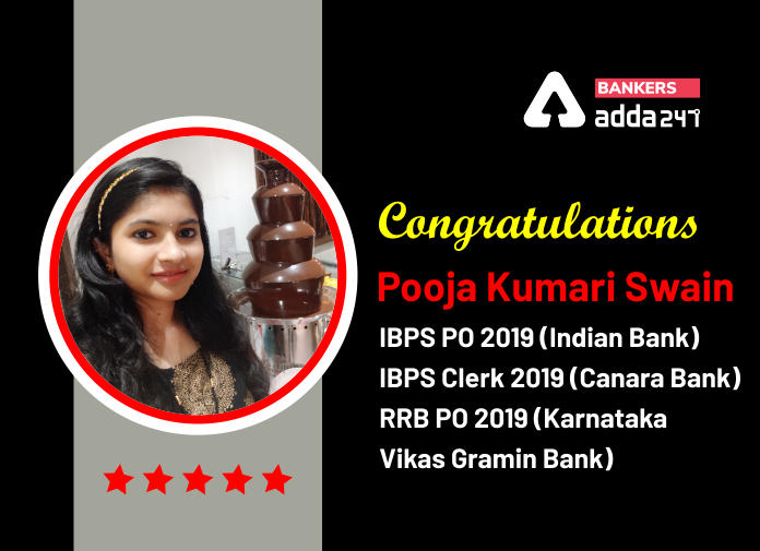 Success Story of Pooja Kumari Selected in IBPS PO, RRB PO, SBI Clerk and IBPS Clerk 2019_40.1