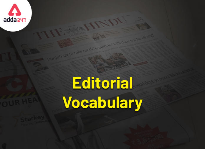 The Hindu Editorial Vocabulary- Brief Reprieve | 29 June 2020_40.1