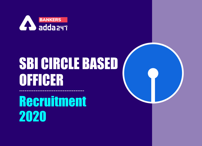 SBI CBO 2020 Notification Out: Last day to Apply For Circle Officer vacancies_40.1