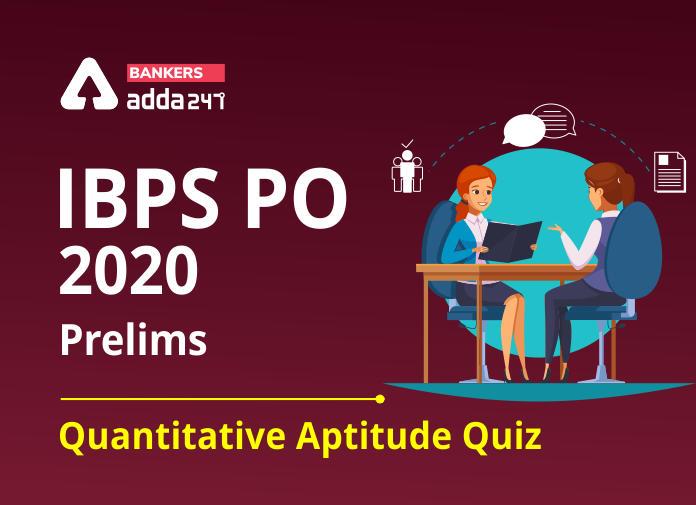 IBPS PO Prelims Quantitative Aptitude Daily Mock:11th August_40.1