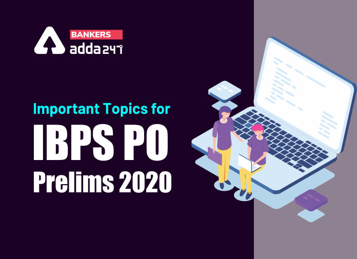 IBPS PO Important Topics for Upcoming Prelims 2020 Exam_40.1