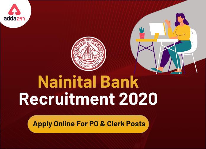 Nainital Bank Recruitment 2020 Apply Online For PO & Clerk Posts_40.1