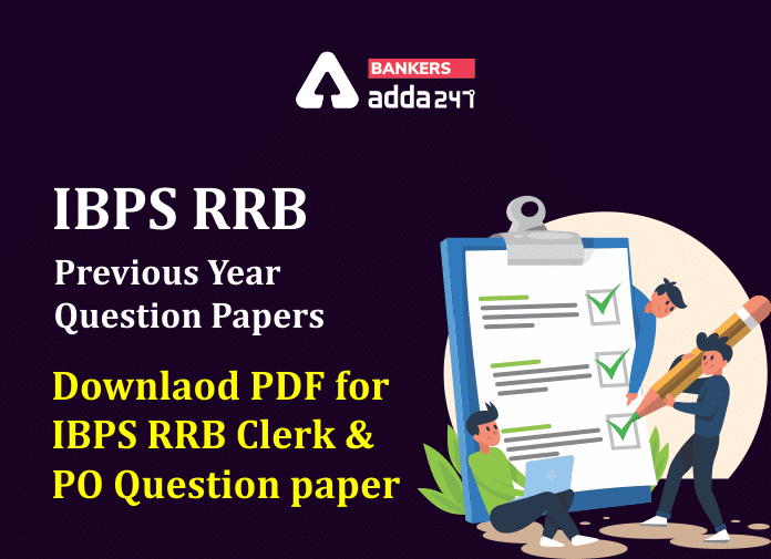 IBPS RRB Clerk Previous Year Questions Papers Download Free PO & Clerk Question Paper_40.1