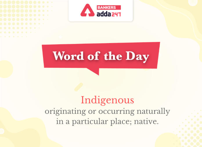 Daily Vocabulary Word 12th September 2020- Daily Use Words_40.1
