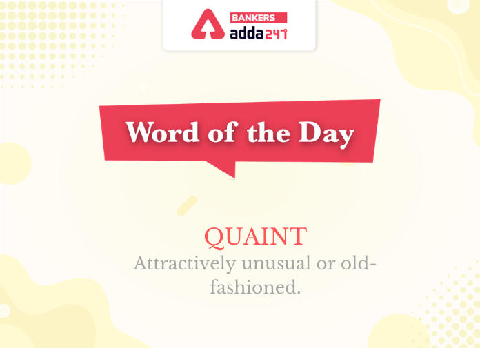 Daily Vocabulary Word 13th September 2020- Daily Use Words_40.1