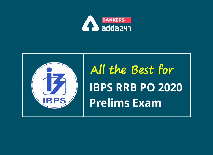 All The Best For IBPS RRB PO 2020 Prelims Exam_40.1
