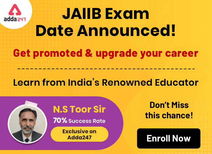 JAIIB Exam Date Announced! Get Promoted & Upgrade your Career_40.1