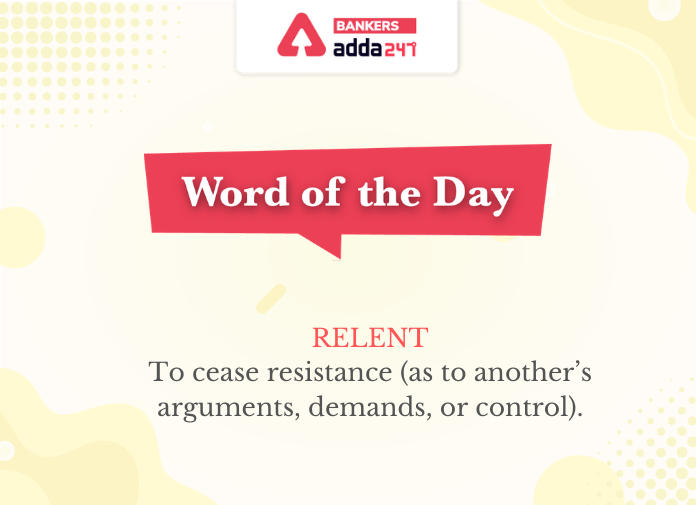 Daily Vocabulary Word 26th September 2020- Daily Use Words_40.1