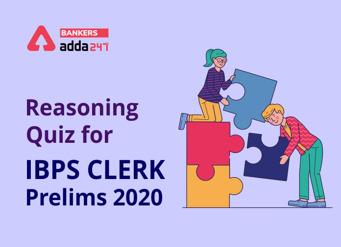 IBPS Clerk Prelims Reasoning Mini Mock- 28th September_40.1