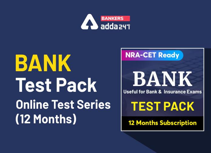 Bank Test Pack Online Test Series (12 Months)_40.1