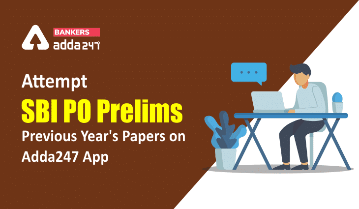 Attempt SBI PO Prelims Previous Year's Papers on Adda247 App_40.1