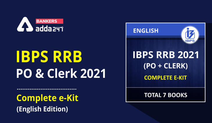 IBPS RRB PO & Clerk Complete eBook Kit 2021 (English Edition)_40.1