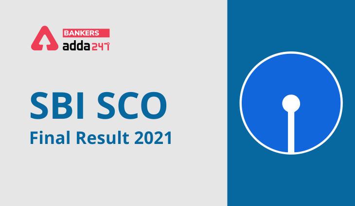 SBI SCO final result 2021 out: Download Specialist officers Marks & merit list_40.1