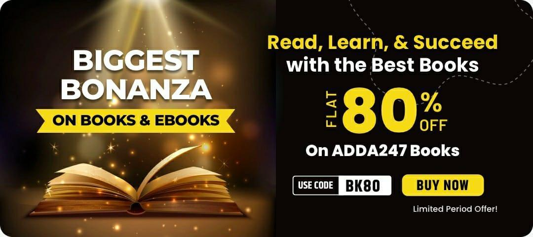 Biggest Bonanza on Books & eBooks: Flat 80% Off on Adda247 Books_40.1