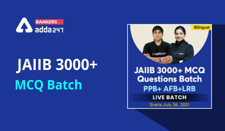 JAIIB 3000+ MCQ BATCH_40.1