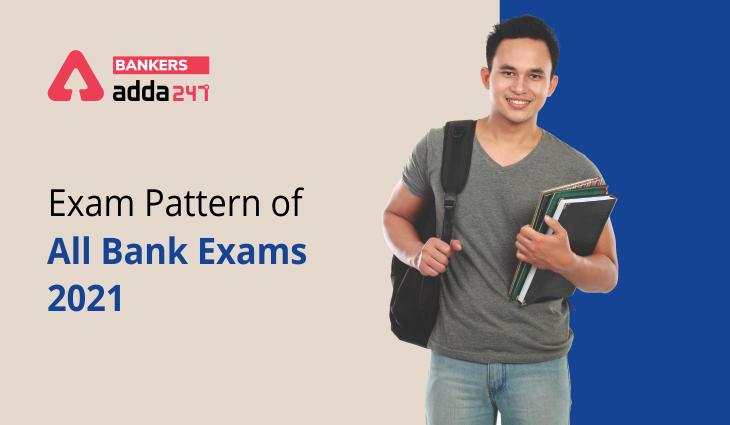 Bank Exam Pattern 2021, IBPS, SBI, RBI Bank Exam_40.1