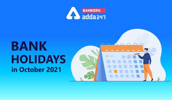 Bank holidays in October 2021, Full List of October Holidays_40.1