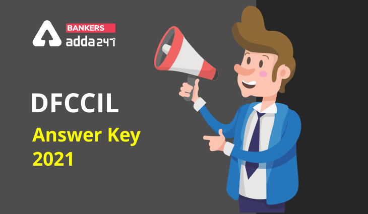 DFCCIL Answer Key 2021 Out, Raise Objection(9 October)_40.1