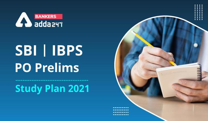 SBI/IBPS PO Prelims Study Plan 2021_40.1
