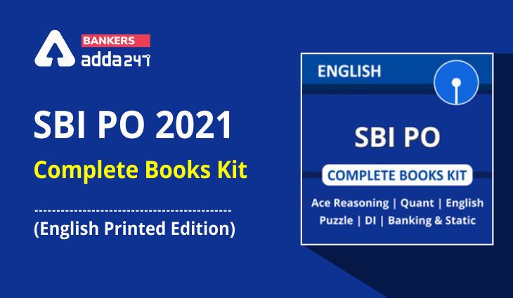 SBI PO 2021 Complete Books Kit (English Printed Edition)_40.1