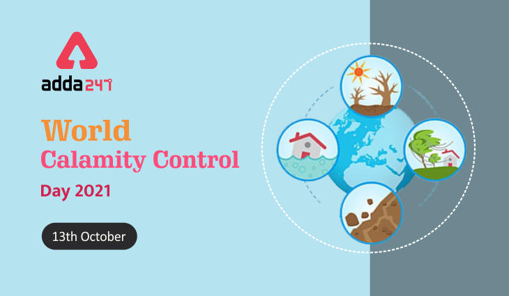 13th October- World Calamity Control Day_40.1