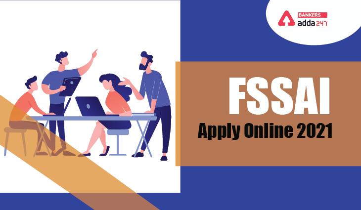 FSSAI Application Form 2021, Apply Online Starts Today_40.1