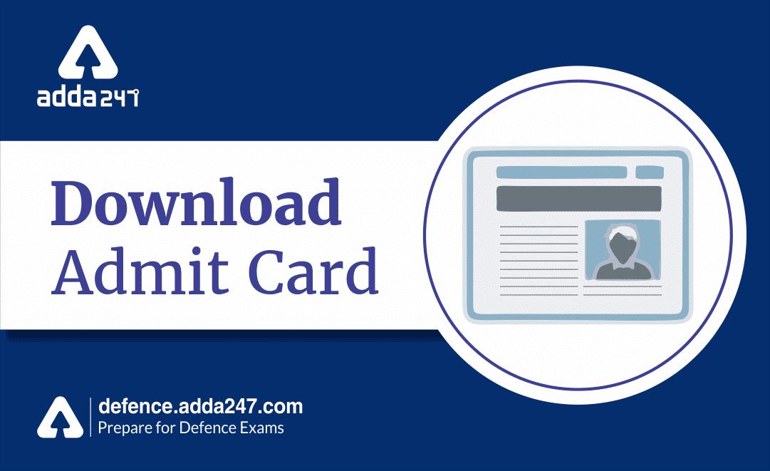 AFCAT Admit Card 2021: Download AFCAT Call Letter_40.1