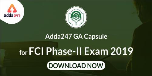 FCI Phase II GK-GA Capsule: Download PDF_40.1