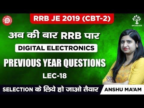 RRB JE Stage II Videos: 19th July_40.1