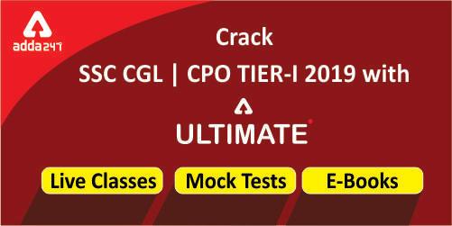 Crack SSC CGL/CPO Tier I With Adda247 Ultimate_40.1