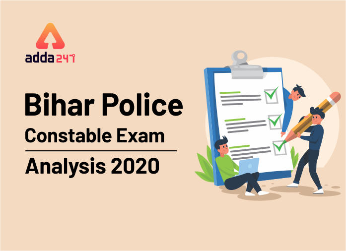 Bihar Police Constable Exam Analysis 2020: 12th January (Overall Analysis)_40.1