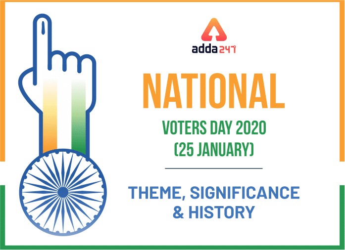 National Voters Day 2020 (25 January): Theme, Significance and History_40.1
