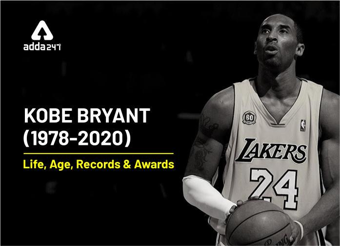 Kobe Bryant: Life, Age, Records & Awards_40.1
