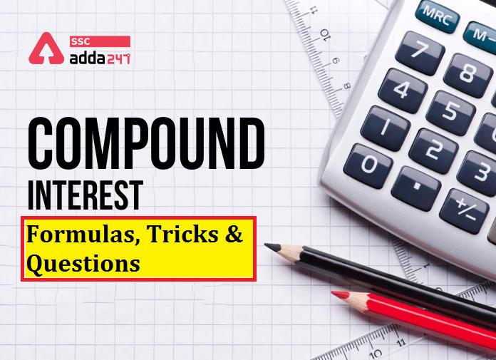 Compound Interest Formulas, Tricks And Questions_40.1