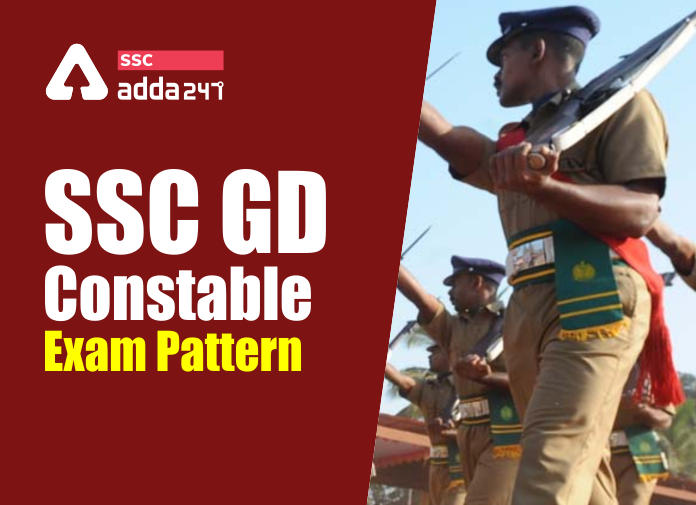 SSC GD Constable Exam Pattern: Check Detailed Exam Pattern and Syllabus_40.1