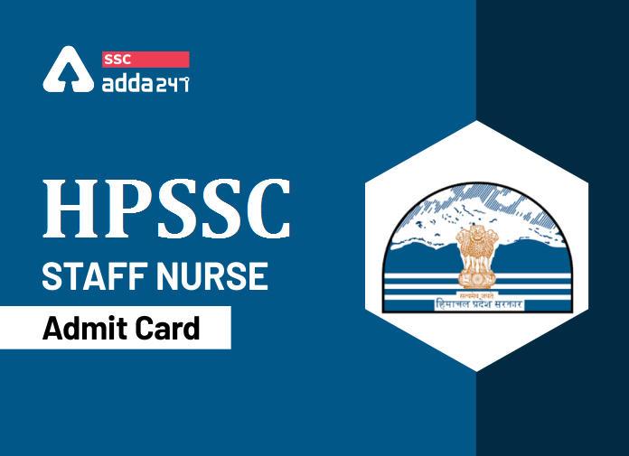 HPSSC Staff Nurse Admit Card 2020 Updates_40.1
