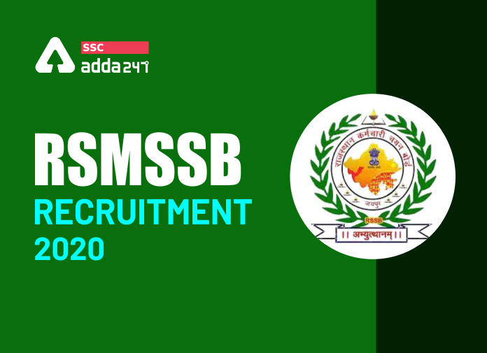 RSMSSB Paramedical Recruitment 2020 For 2177 Vacancies; Apply Online_40.1