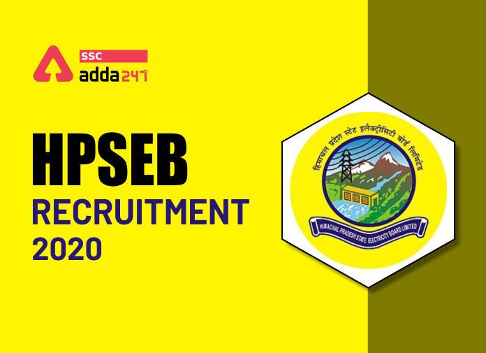 HPSEB Recruitment 2020: 1892 Vacancies For Junior T/Mater & Junior Helper; 10th Pass Can Apply_40.1