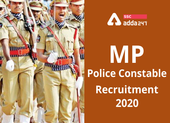MP Police Constable Recruitment 2020: 4269 Vacancies_40.1