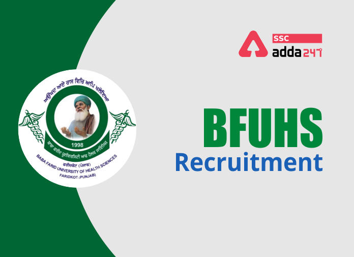 BFUHS Recruitment 2020: Vacancies, Age Limit, Selection Process and Eligibility Criteria_40.1