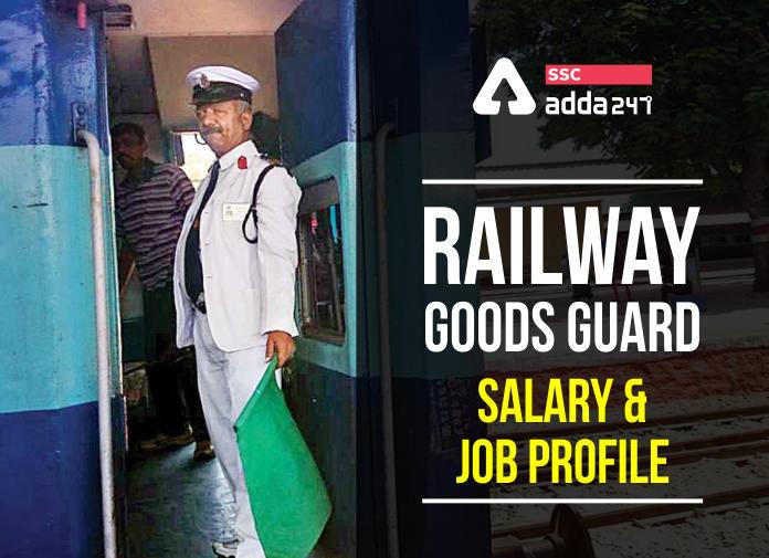 Railway Goods Guard Salary: Job Profile & Career Growth_40.1