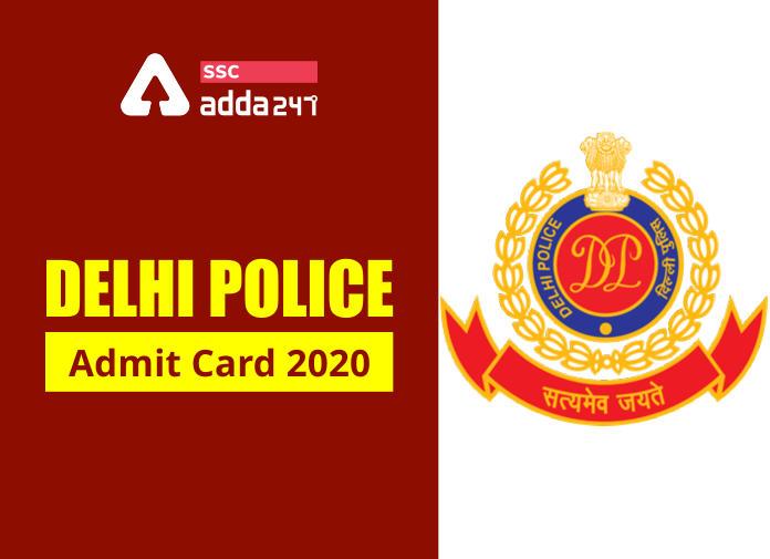 Delhi Police Constable Admit Card 2020 Released: Direct Link for Delhi Police Admit Card Download_40.1