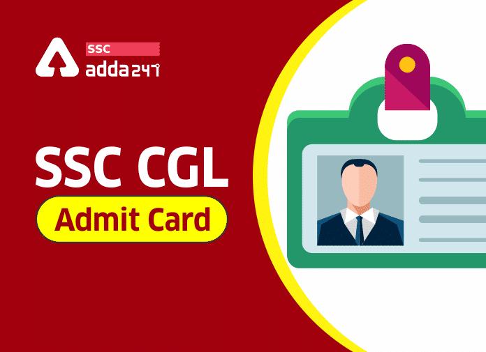 SSC CGL Document Verification: Download Admit Card_40.1