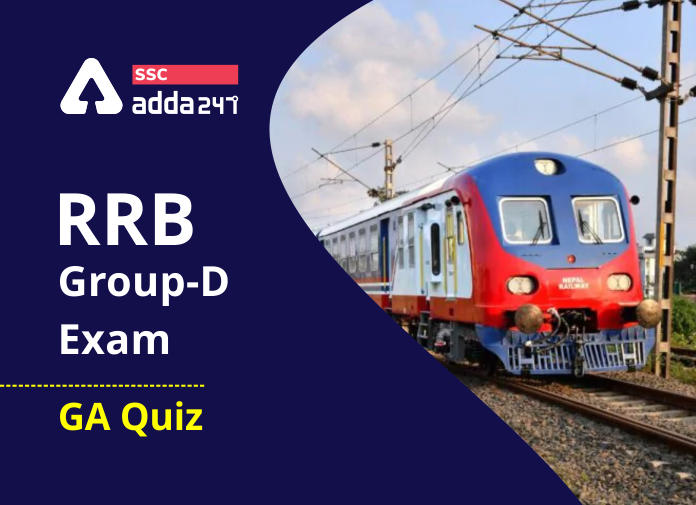RRB Group-D 2021 General Knowledge 30 Questions PDF: Download Now_40.1